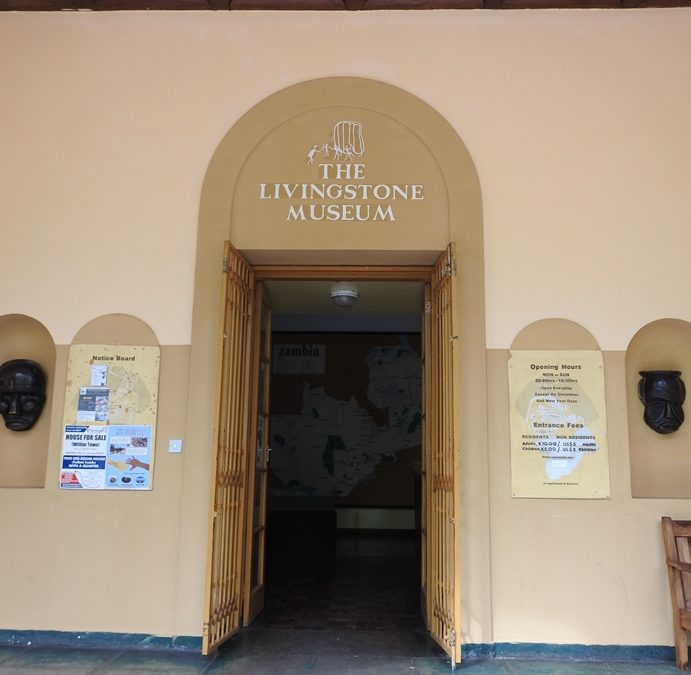 Livingstone Museum Re-opening