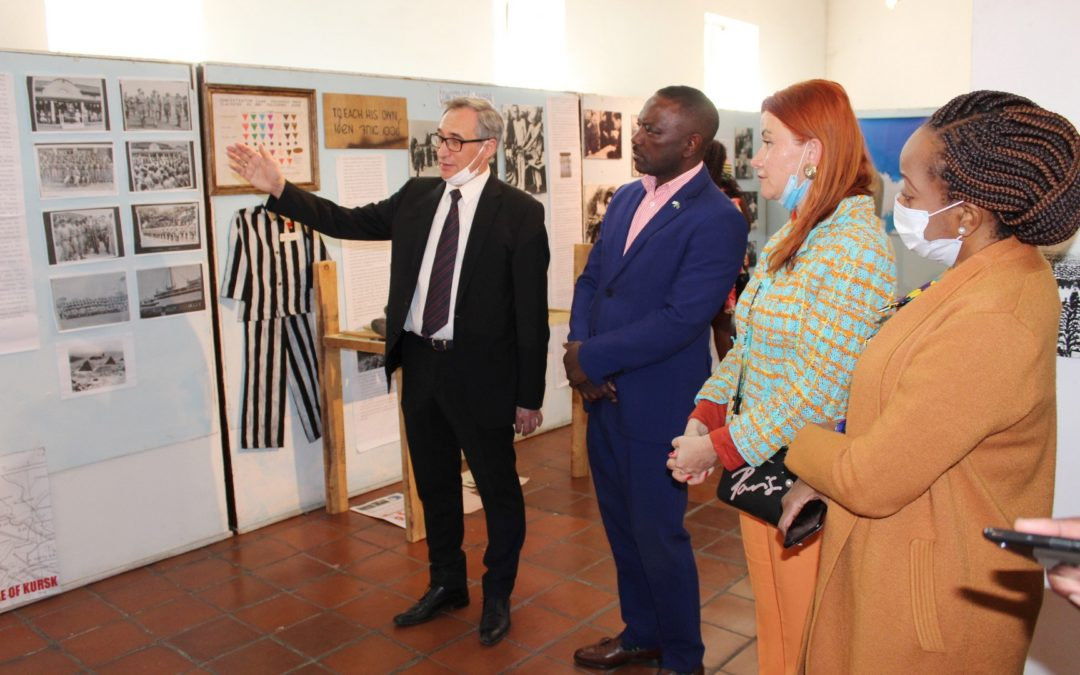 World War II 75th Anniversary Exhibition