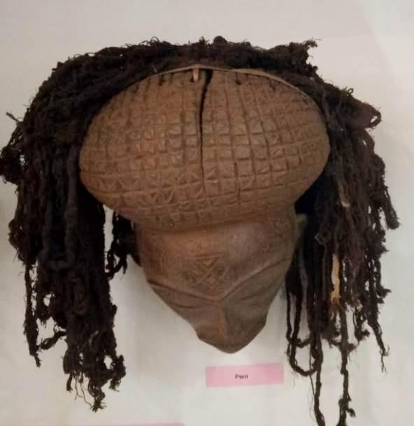 Exhibition on Chokwe Masks